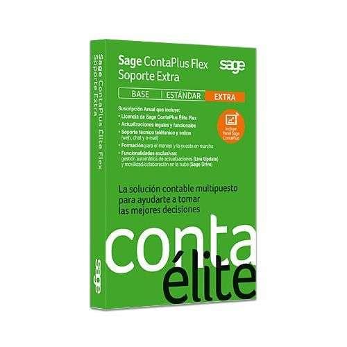 ContaPlus Elite Flex Soporte Extra 2015