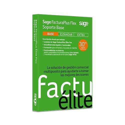 FacturaPlus Elite Flex Soporte Base 2015