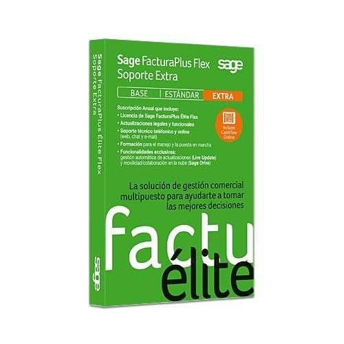 FacturaPlus Elite Flex Soporte Extra 2015