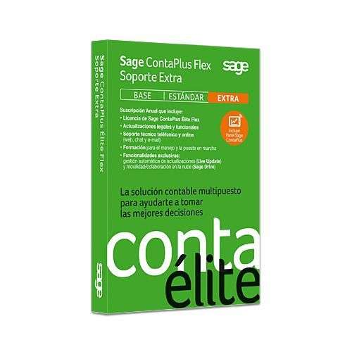 <strong>ContaPlus Elite FLEX Soporte Estándar</strong>
